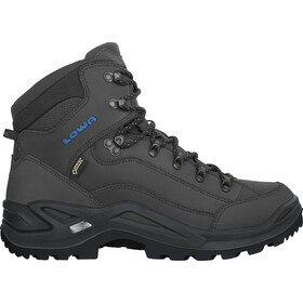 Lowa Renegade GTX Mid Shoes Men anthracite/steelblue